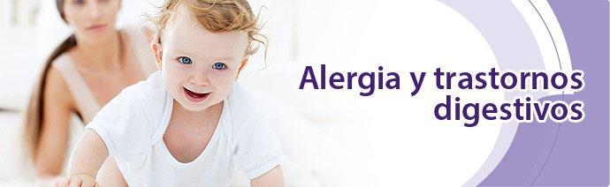 Alergia y trastornos digestivos