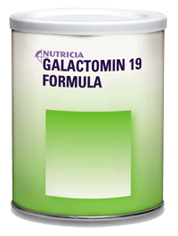 Galactomin 19 Fórmula