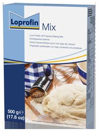 Loprofin Mix - Preparado panificable (harina)