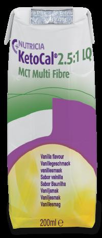 Ketocal 2.5 LQ MCT MULTI FIBRE