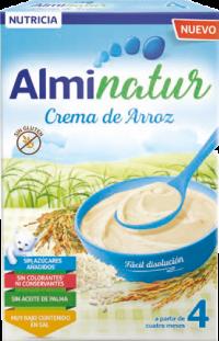 Alminatur Crema de Arroz