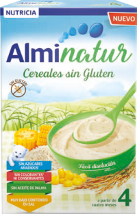 Alminatur Cereales Sin Gluten
