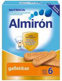 Almirón Galletitas