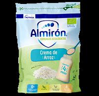 Almirón cereales ecológicos Crema de arroz