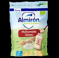 Almirón cereales ecológicos Multicereales quinoa